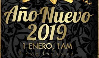 Fiesta Año Nuevo 2019 Rouge