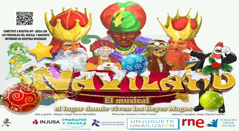 Naviland, el musical de los Reyes Magos
