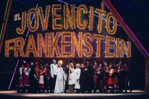 El Jovencito Frankenstein en Vigo