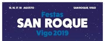 Fiestas de San Roque 2019 en Vigo