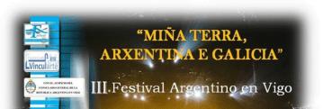 III Festival Argentino en Vigo