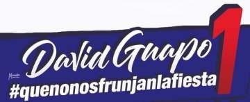 David Guapo #Quenonosfrunjanlafiesta1