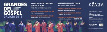Grandes del Gospel 2019 – Spirit Of New Orleans Gospel Choir