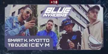 Concierto Blue Invaders