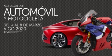 Salón del Automóvil y Motocicleta de Vigo 2020