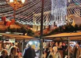 Mercados navideños en Madrid