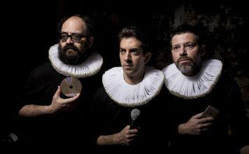 Broncano, Ignatius y Quequé representan La Vida Moderna