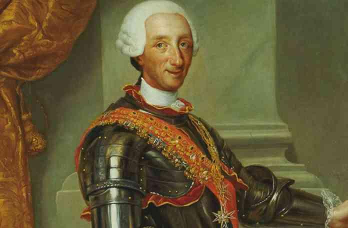 Retrarto de Carlos III 'El Alcalde de Madrid'