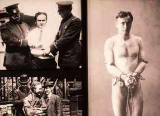 'Houdini. Las Leyes del Asombro' en Espacio Fundación Telefónica