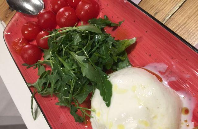 La deliciosa (y fresca) Burrata