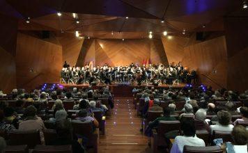 La Banda Sinfónica municipal de Madrid