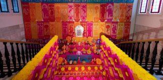 Altar de los Muertos. Casa de México