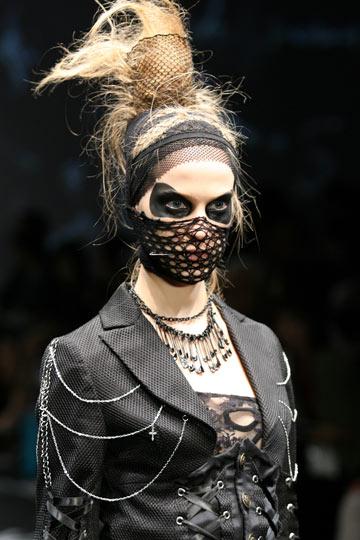 Tokio Fashion Week - Naoto Hirooka. Yo Dona