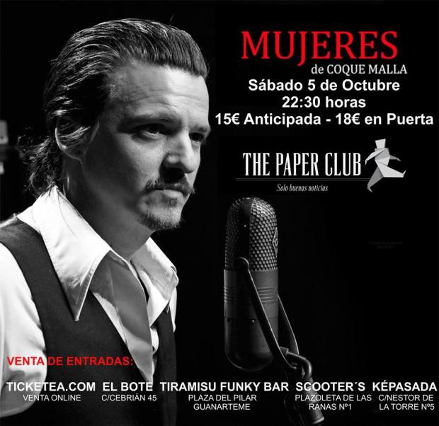 Mujeres Coque Malla The Paper Club