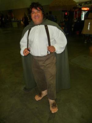 Hobbit fantástico en My Life  as a Geek.