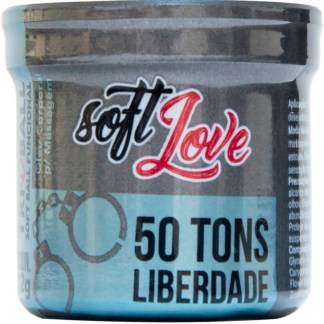 Soft Ball Triball 50 tons liberdade efeito excitante da marca Soft Love.