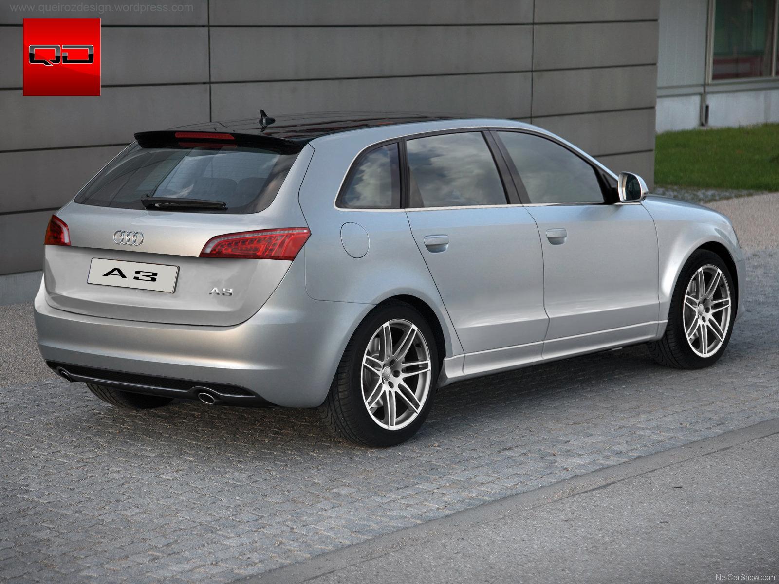 Novo Audi A3 - Clique na Imagem para Ampliar