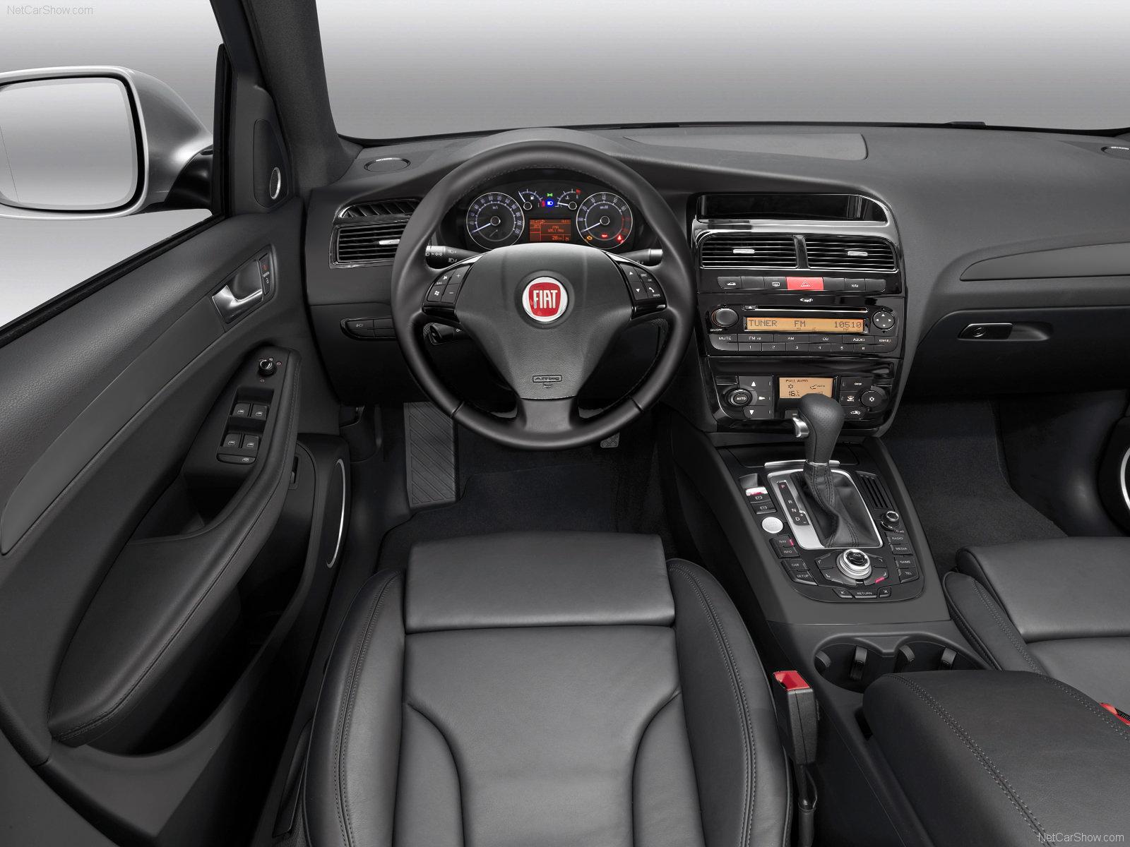 Fiat Oltre Interior - Clique na Imagem para Ampliar