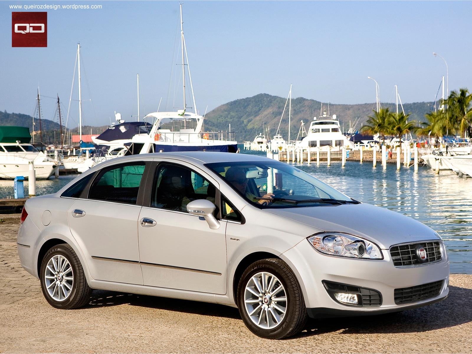 Fiat Linea Evo - Clique na Imagem para Ampliar