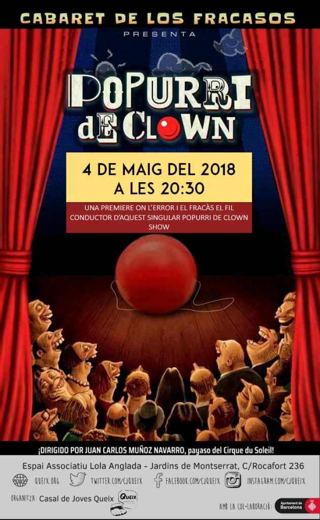 Cartell Popurri Clown