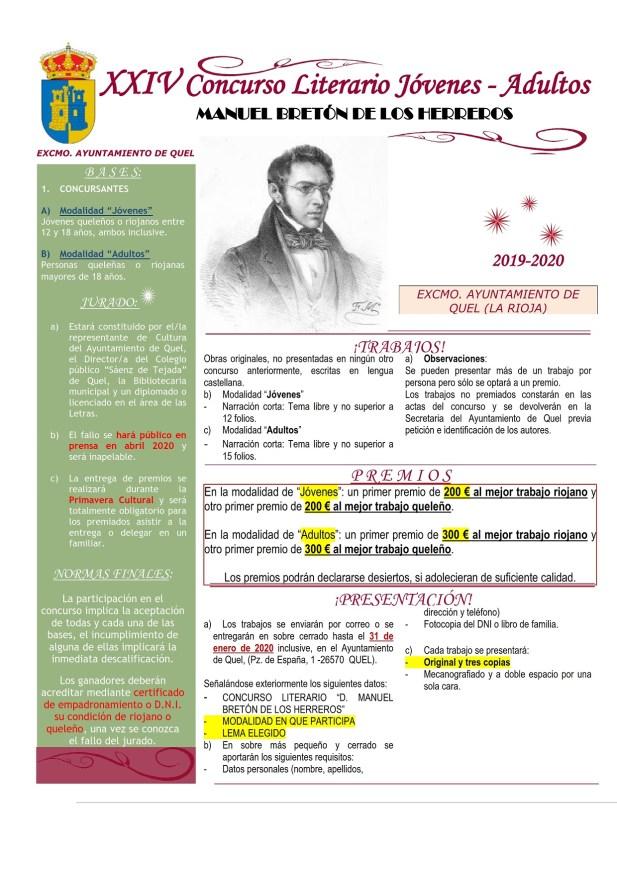 XIV-BASES-CONCURSO- LITERARIO