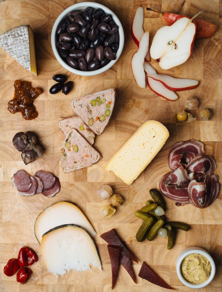 Cheese Board Styling by Quelcy