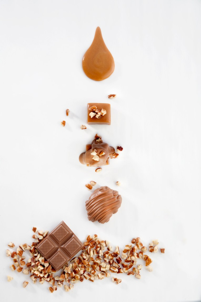 Sarris Candies Caramels Styled by Quelcy