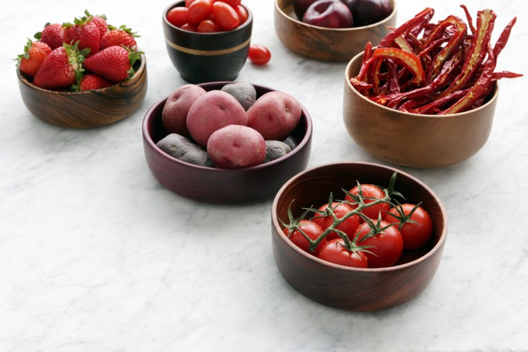 Wooden Bowls Styled by Quelcy