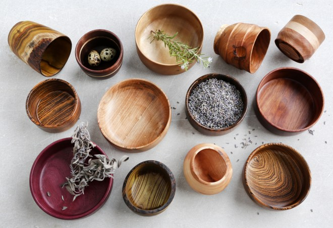 Handturned Bowls Styled by Quelcy // www.Quelcy.com