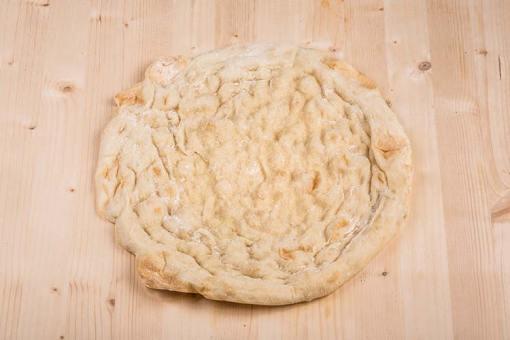 base de pizza prête