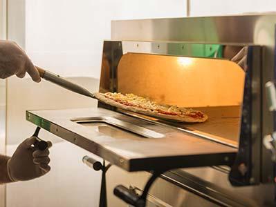 pâte à pizza pour pizzeria