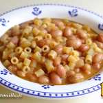 pasta cà fasola 'ncirata