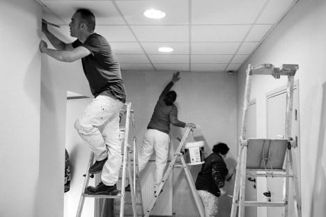 Reportage Photo-vidéo pour l'association Vitry Synergic