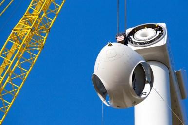 Suivi de chantier sur parc éolien ENGIE