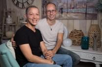 Christophe et Ghislain
