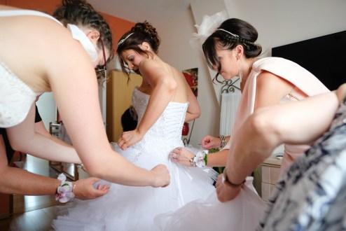 Préparatifs de la mariée 2