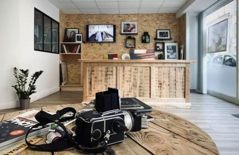 Le studio Quelques Declics