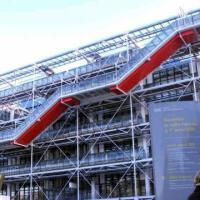 Le Centre Pompidou (Beaubourg) fête ses 40 ans !