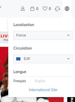 Basculer vers SHEIN France