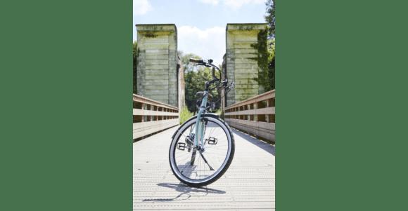 Boulanger EssentielB Urban 400 vélo électrique ville photo 3
