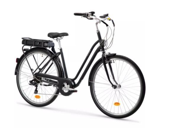 Elops 120 E vélo électrique pas cher decathlon