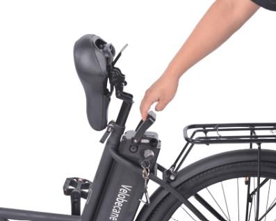 Vélobécane Easy vélo électrique pas cher  batterie