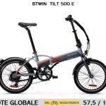 vélo électrique Decathlon BTWIN pliant électrique BTWIN Tilt 500E - test & note de quelveloelectrique.fr
