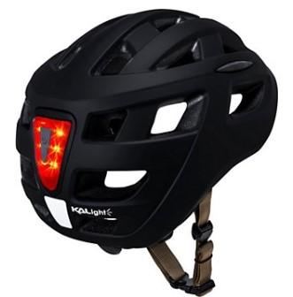 Central Solid casque LED KALI  vue arrière