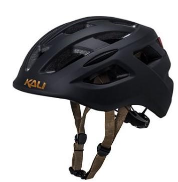Central Solid casque LED KALI  vue de profil