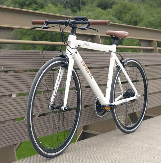 SPINTA STRADA vélo fixie électrique