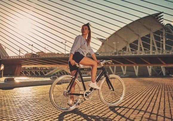 Watt-NEW-YORK vélo électrique rue