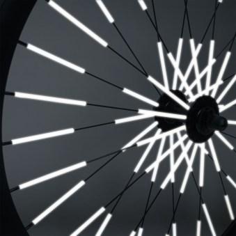 réflecteurs rayon accessoires vélo RAINETTE