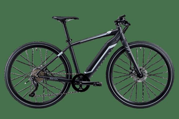 BESV vélo électrique JF1 sportif noir