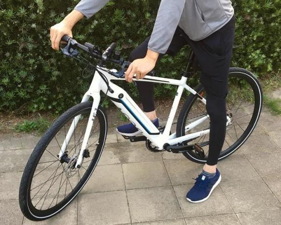BESV vélo électrique JF1 sportif test